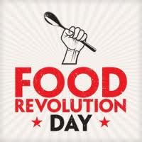 logo FOOD REVOLUTION