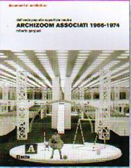 Archizoom 1966-1974