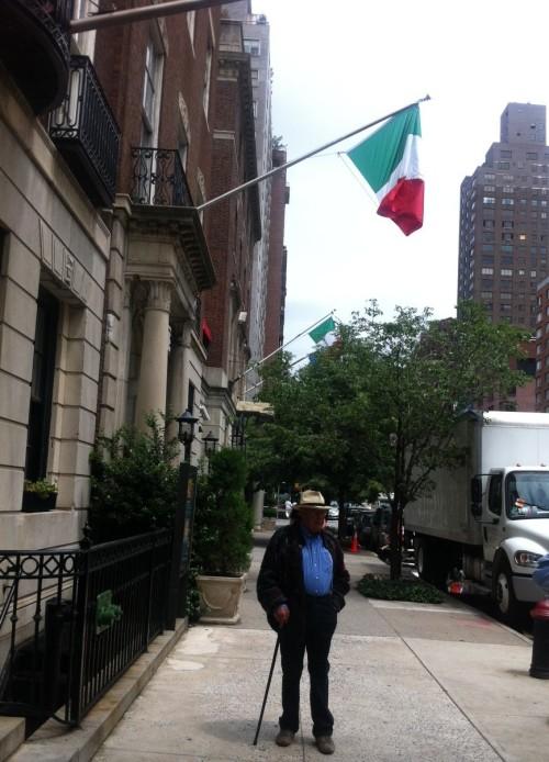 EZIO a NYC - 3 giugno 2013 on the road