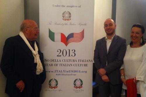 INAUGURAZIONE con Fabio Troisi all'IIC