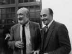Pomodoro con Gregotto 1983_1
