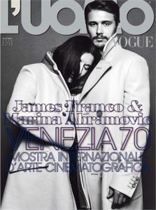 James-Franco-and-Marina-Abramovic-Cover-L'Uomo-Vogue-September-2013