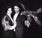 James-Franco-and-Marina-Abramovic-L'Uomo-Vogue-September-2013 2