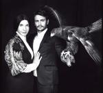 James-Franco-and-Marina-Abramovic-L'Uomo-Vogue-September-2013 2