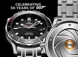 OROLOGIO James Bond 007 50th anniversary