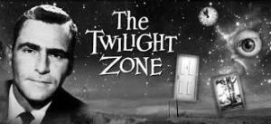 TWILIGHT ZONE Rod Serling 1
