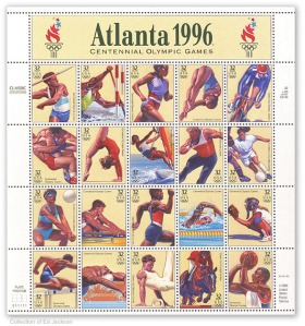 1996 Centennial OLYMPIC GAMES
