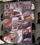 Fondazione FILA Museum colori - attrezzi del mestiere d'artista  STUDIO GRIBAUDO dettaglio © Stefania Monsini 2013
