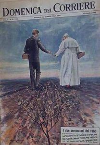 papa Giovanni e JFK