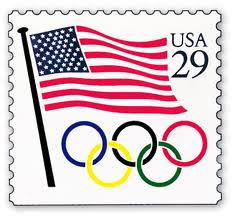 USA 1996 Olympic Games stamp