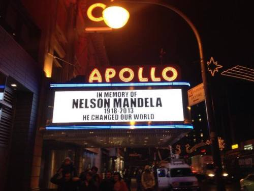 APOLLO THEATRE, Harlem - NYC 2013