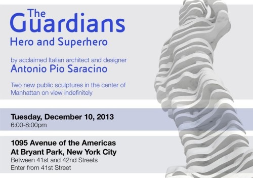 NY 10 dic 2013 The Guardians